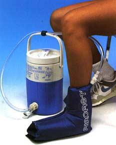 Cryo Cuff – Ankle