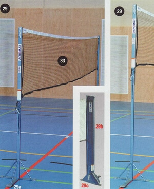 Acromat Mini Volleyball Posts