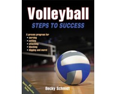 Volleyball – Steps to Success – Becky Schmidt