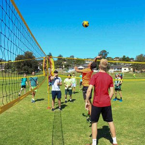 Elson Volley TRI Net